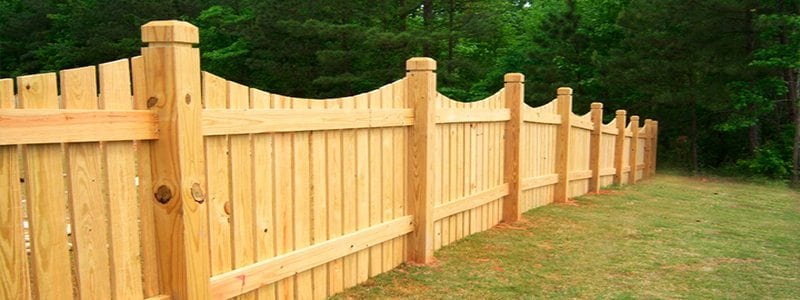 4 Types of Wood Fences You Should Know About
