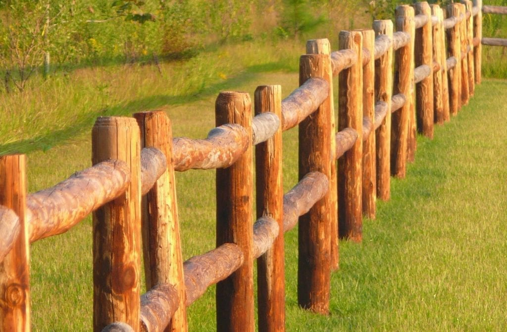 The Trusted Split Rail Fence