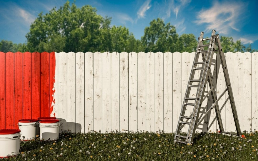 Give Your Fence Character