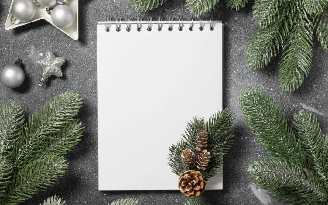Winter Time Checklist