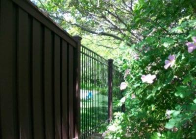Trex Fence Design
