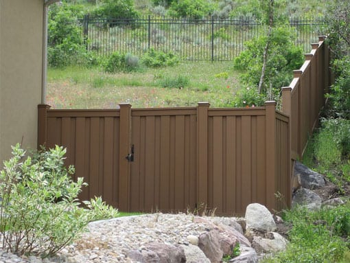 What is Trex Fencing & Who Manufactures it?