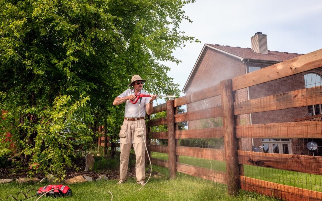 Taking Care of Your Cedar