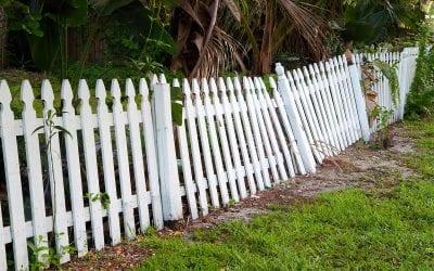 Fence Repairs 101