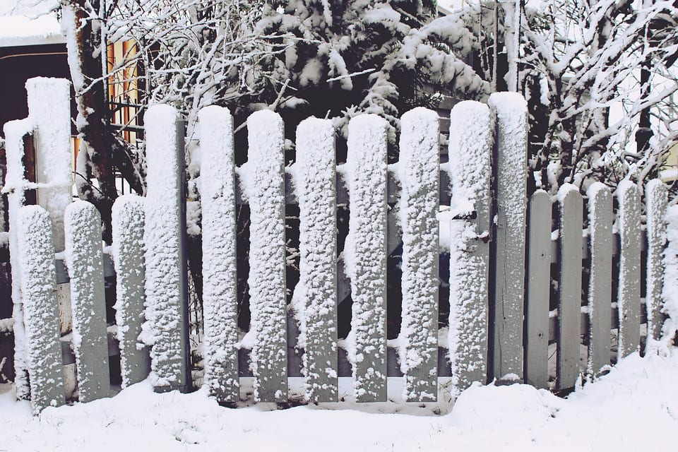 Ways to Protect Your Wooden Fence This Winter