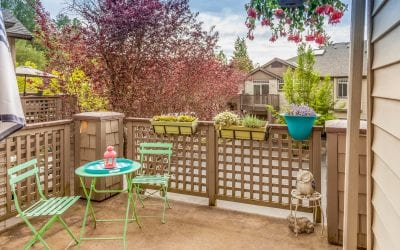 Incorporating Lattice Fencing in your Yard