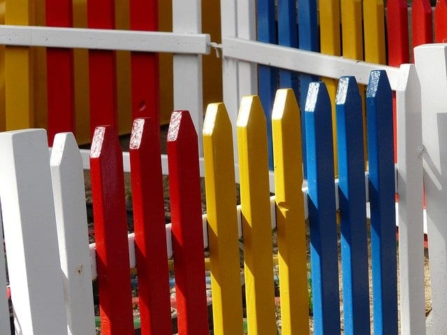 Repainting Your Fence