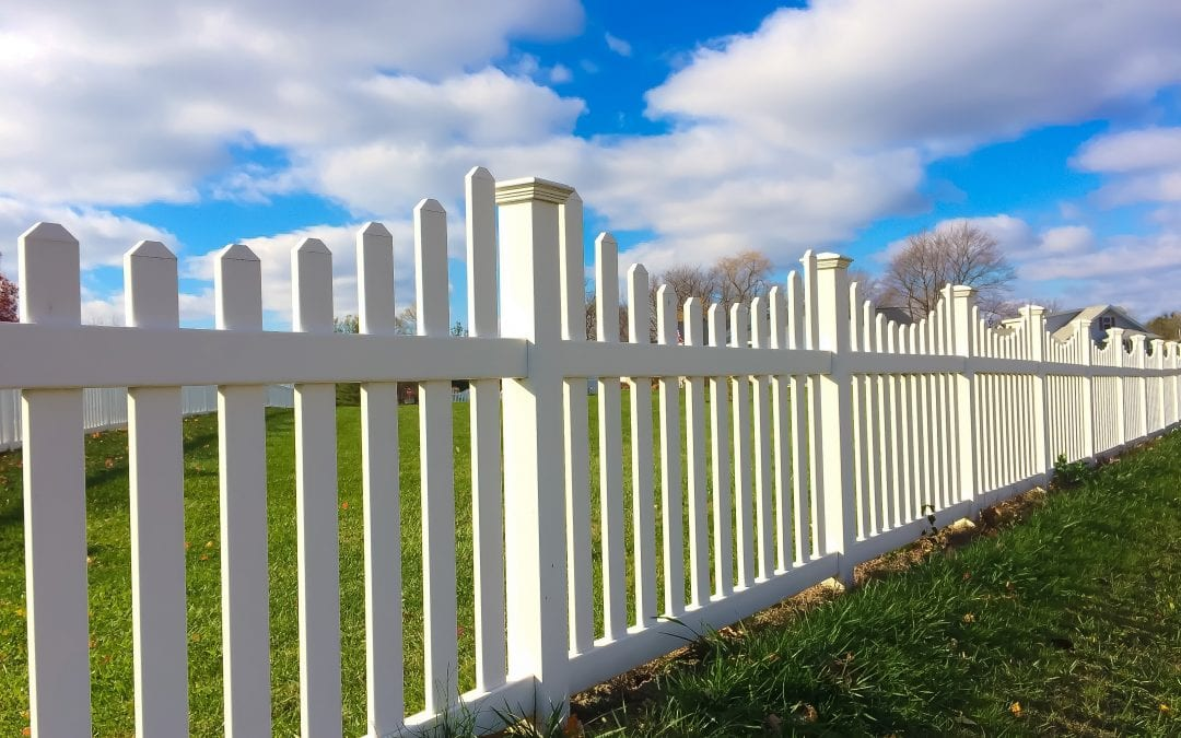 How the Picket Fence Became A Symbol of the American Suburbs