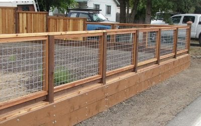Let's Talk About Hog Wire Fencing